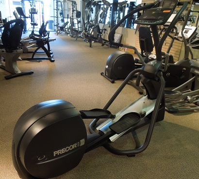Precor Treadmills & Ellipticals: Used 5.23 Elliptical- Used (SOLD)