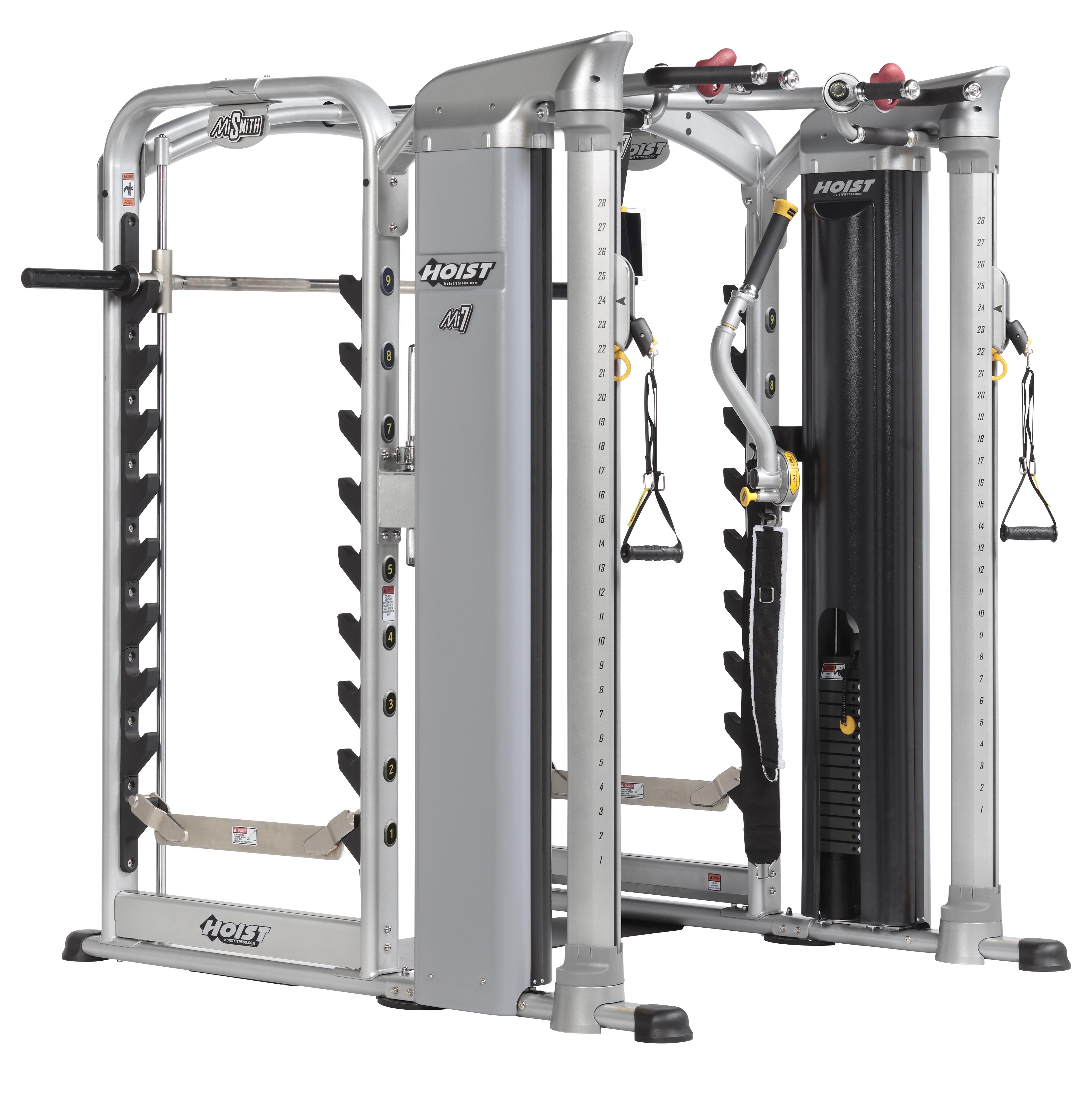 Hoist MI7 Smith Functional Training System
