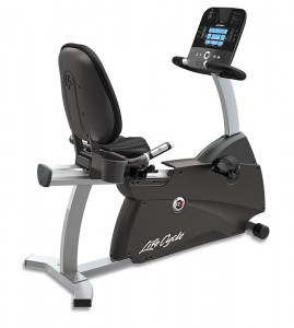 Life Fitness R3 Track Recumbent Lifecycle