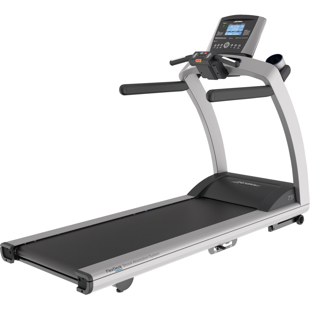 Life Fitness T5 - Go Console