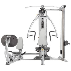 Hoist V1 Elite with Leg Press and Hi/Lo Pulley option
