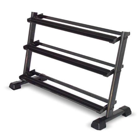 Inspire Fitness 3 Tier Dumbbell Rack - DBRH