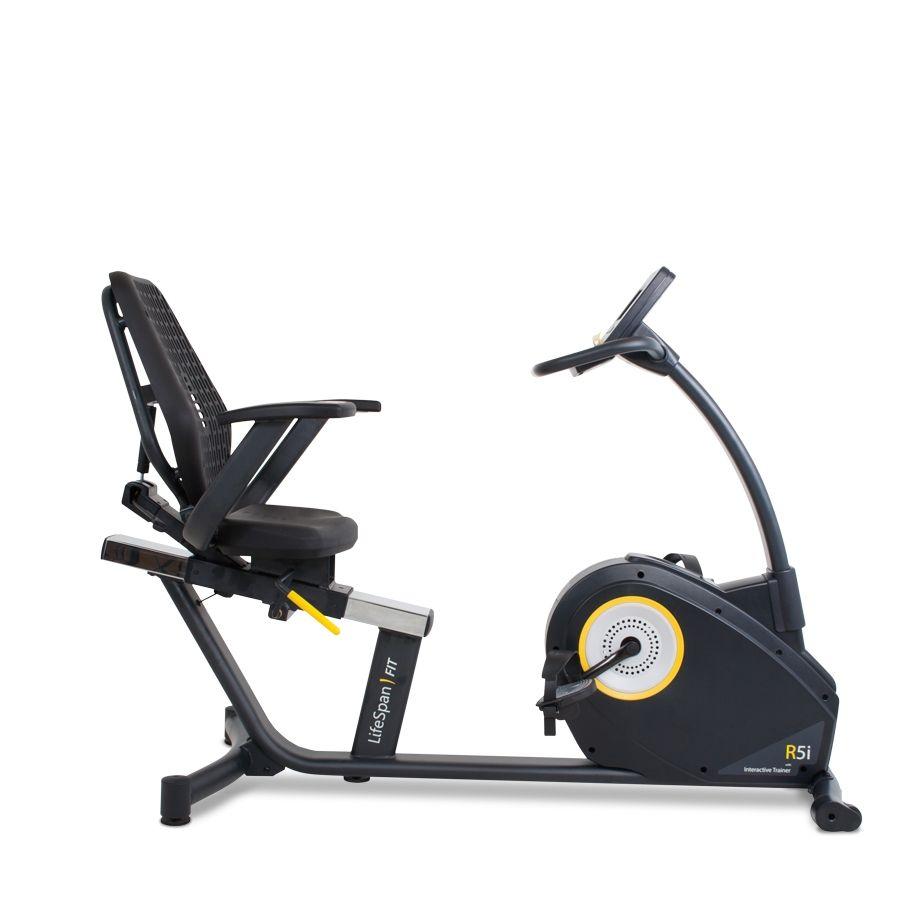 LifeSpan R5i Recumbent Exercise Bike
