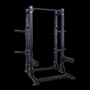 BodySolid SPR500BACK Commercial Extended Half Rack