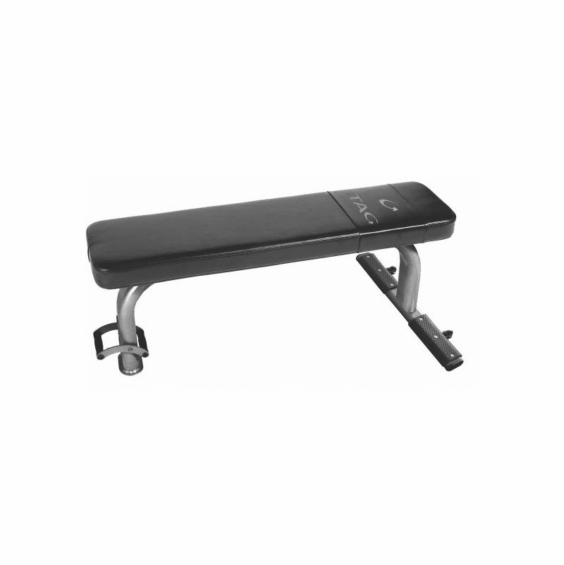 Tag Fitness Flat Bench